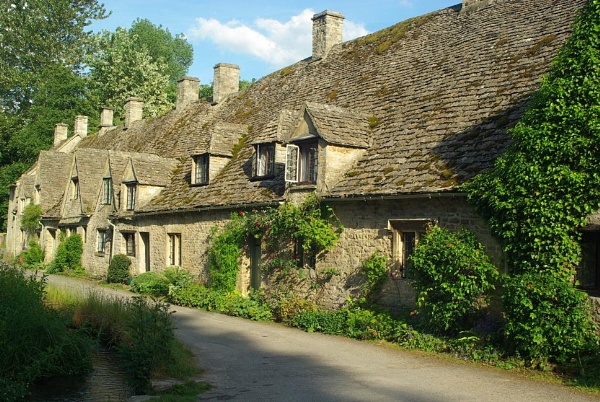 cotswold cottages by Mikenya