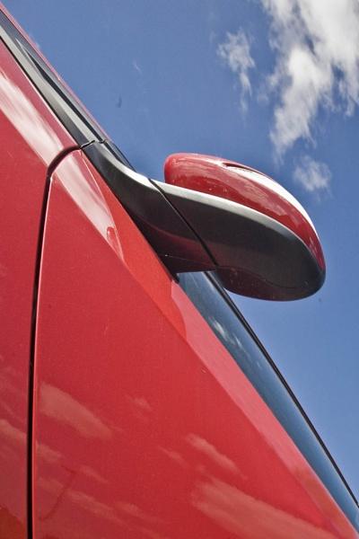 Red Car by LlesdnilLegin