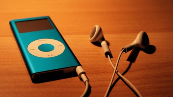 iPod by danielhume