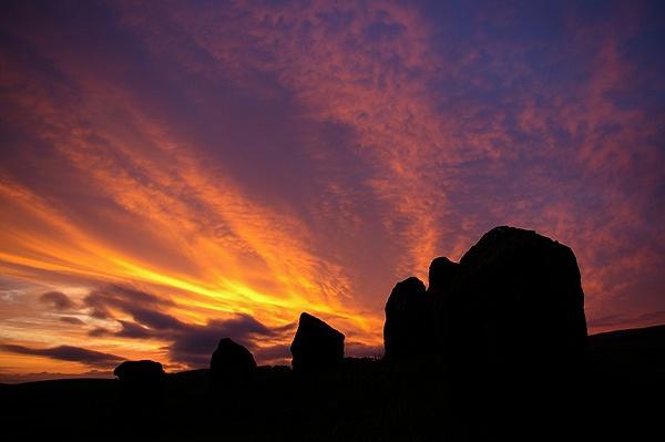 Red Sky by DaveH64