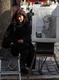 Artist Place du Tertre