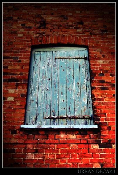 Old window by BrokenAir