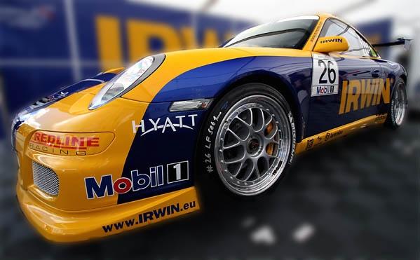Irwin Porsche