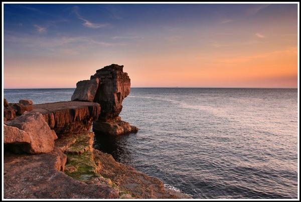 Pulpit rock sunset by jimbo_t