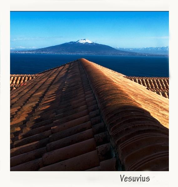 Vesuvius by barrovian