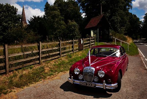 The Wedding Car by chrisfroud