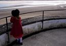 Welsh child - Port Meirion
