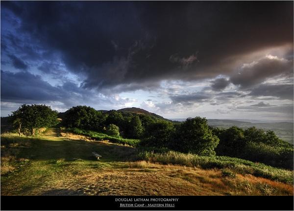 British Camp - Malvern Hills by DouglasLatham