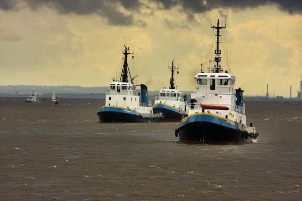 Mersey Tugs by ITSJRW