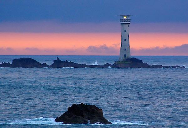 Hanois Lighthouse by bruce295