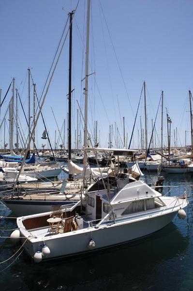 Puerto De Mogan by wheeldon