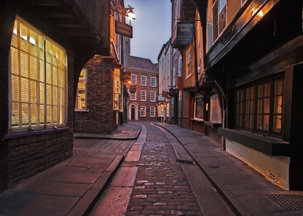 The Shambles by VintageRed