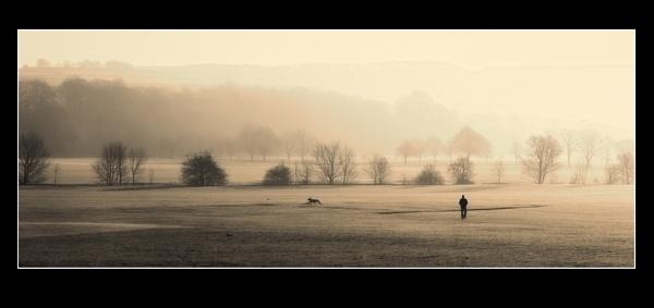 Morning Walk by backbeat