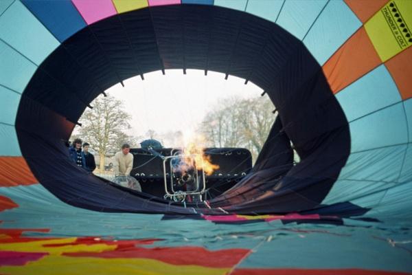 Hot Air Balloon 003 by jinstone