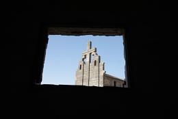 The abandoned house of God