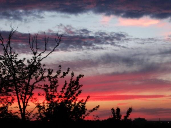 Sky on Fire by ChrisPhotos145