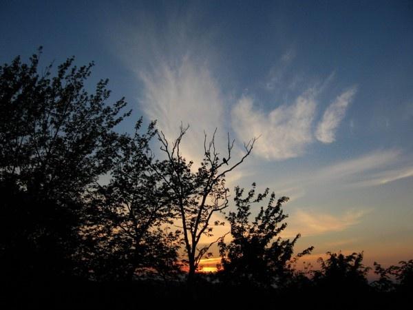 A Heavenly Sunset by ChrisPhotos145