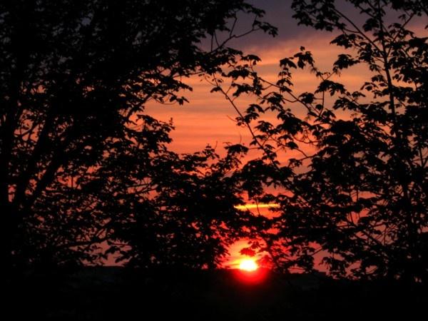 Blazing Hot Sky by ChrisPhotos145