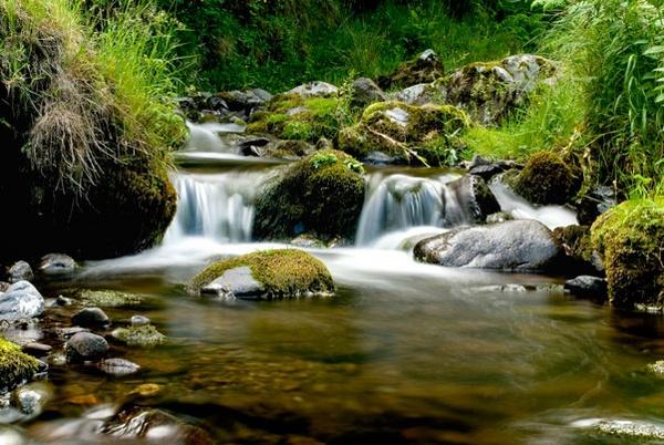 Alva Glen Falls by sandyd