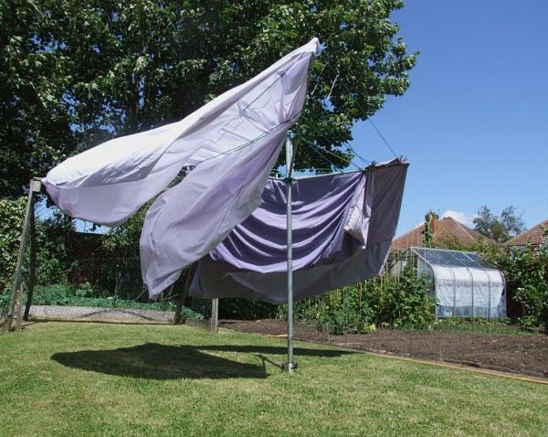 Windy day by helenlinda