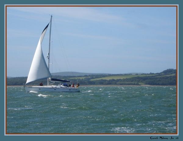 Sailing Trip Again by lanky1992