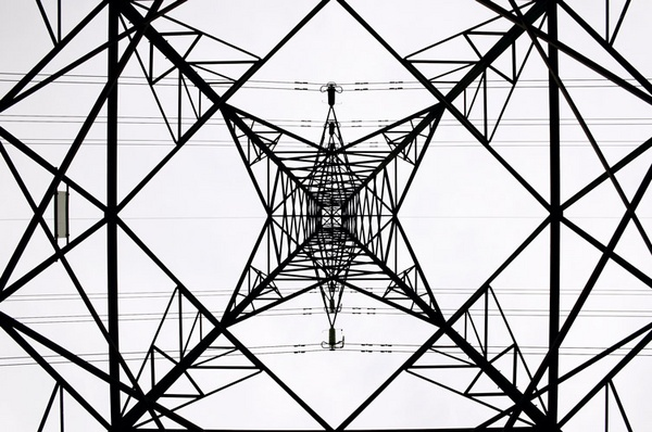 Abstract Pylon by TinyTog