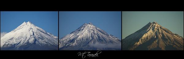 Mt. Taranaki by palmypom