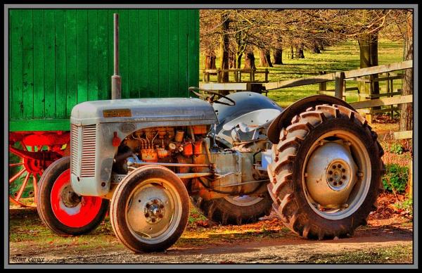 tractor by ducatifogarty