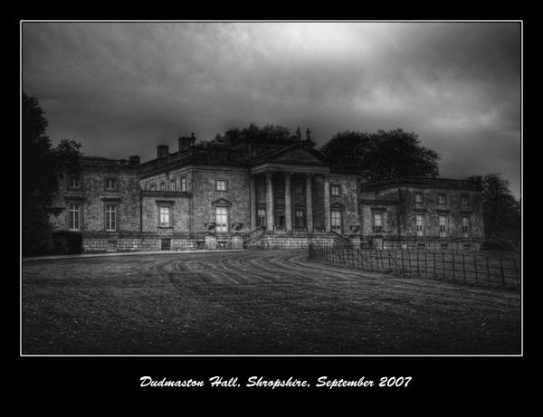 Dudmaston Hall 1 by sam10538