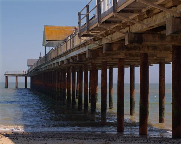 Southwold Pier by markymook