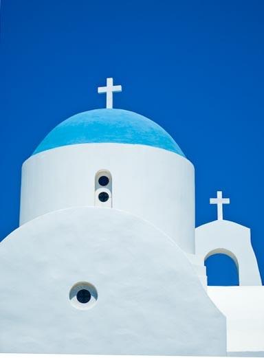 Greek Church by Baronred