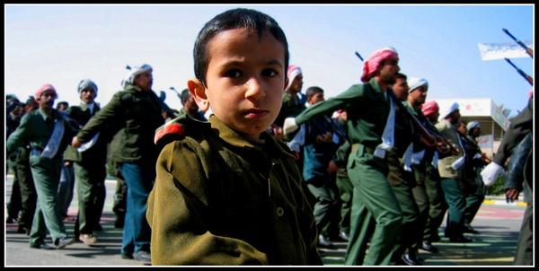 boy soldier by WimdeVos