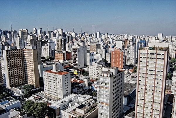 Urban Jungle Sao Paulo by marknobre