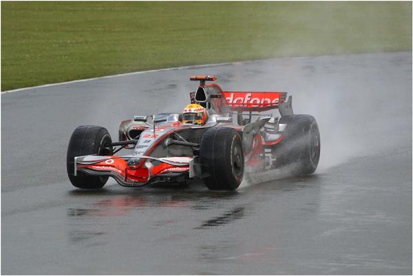 Lewis Hamilton by ashley