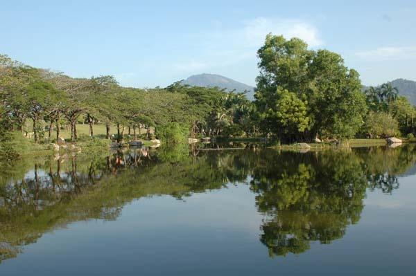 Langkawi Lake Scene by scallywag