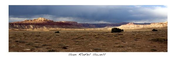 San Rafel Swell Pano by gajj
