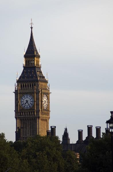 Big Ben by wheeldon
