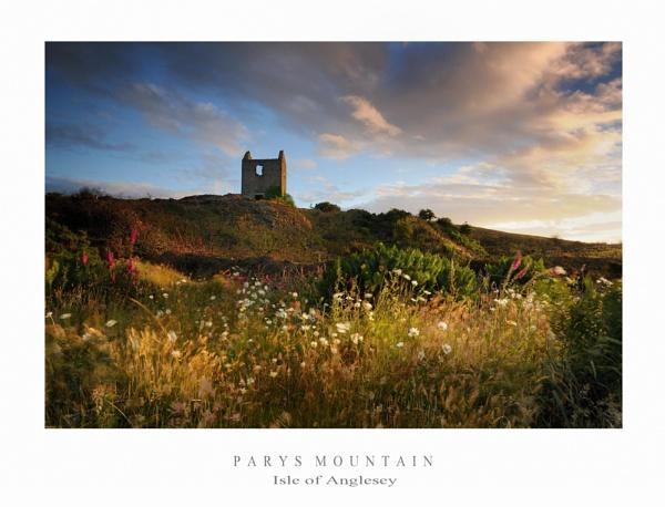 Parys Mountain by Alfoto