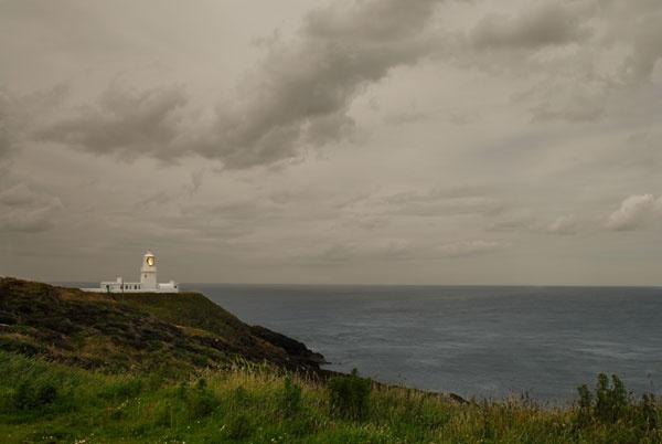 Strumble Head Light House by jaspernina