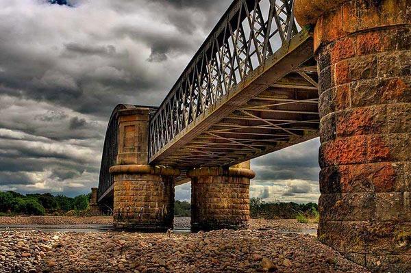 HDR Bridge by paulxpaul