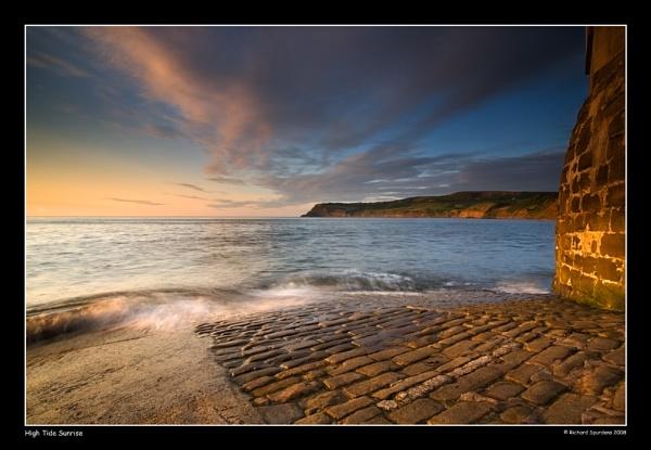 High Tide Sunrise by Richsr