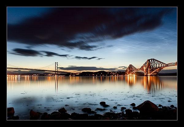 Forth Bridges by calemdon