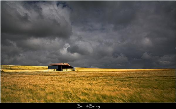 Barn & Barley by Kris_Dutson