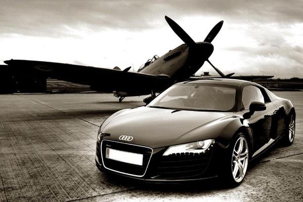 Audi R8 by paulraymondphotography