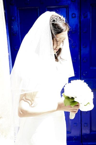 Blue Door Bride by Mrs_MacG