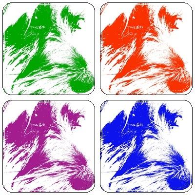 60\'s Dog by Panicat_thedisco