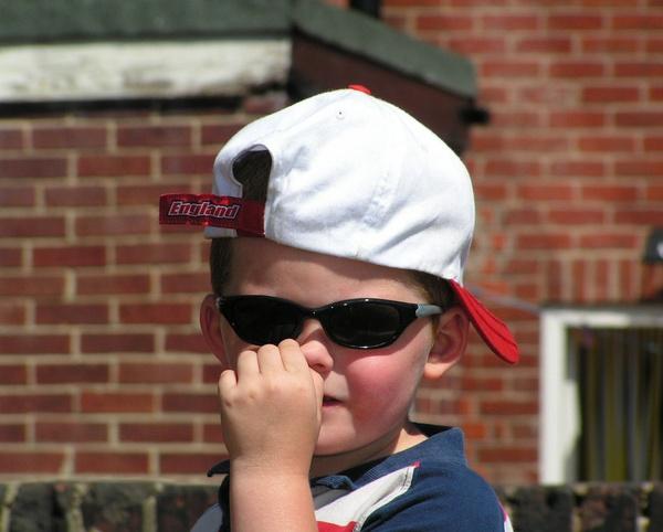 My cheeky son by bracken_donna