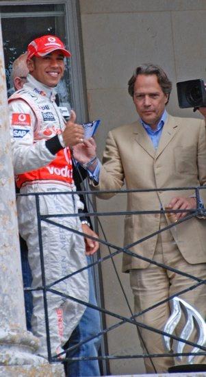 Lewis Hamilton by Alec1