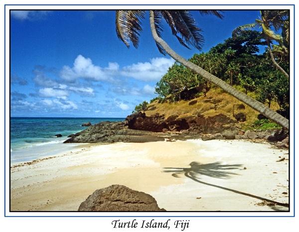 Turtle Island, Fiji by Ray42
