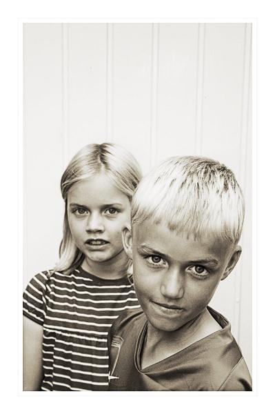 The Kids by bombebit